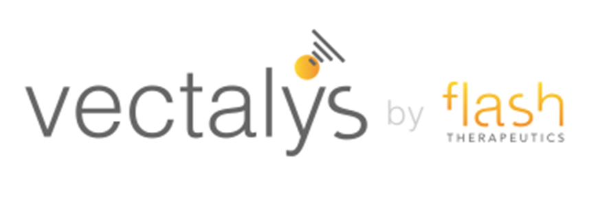 Logo Vectalys by Flash Therapeutics